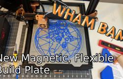 Wham Bam Build Plate